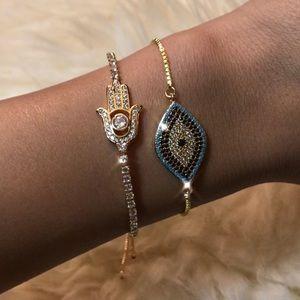 Jewelry - 🆕 Hamsa Hand of Fatima bracelet